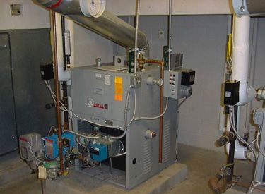 Boiler Manuals Gray Cooling Man Air Conditioning Repair